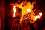 Flame Shake