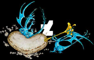 Lemon Doughnut Dragons
