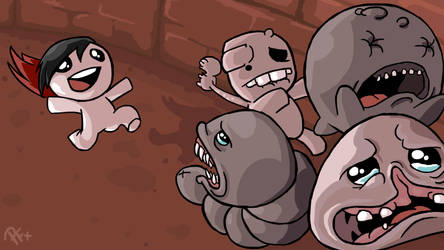 Binding of Monsters by PoisonousFox
