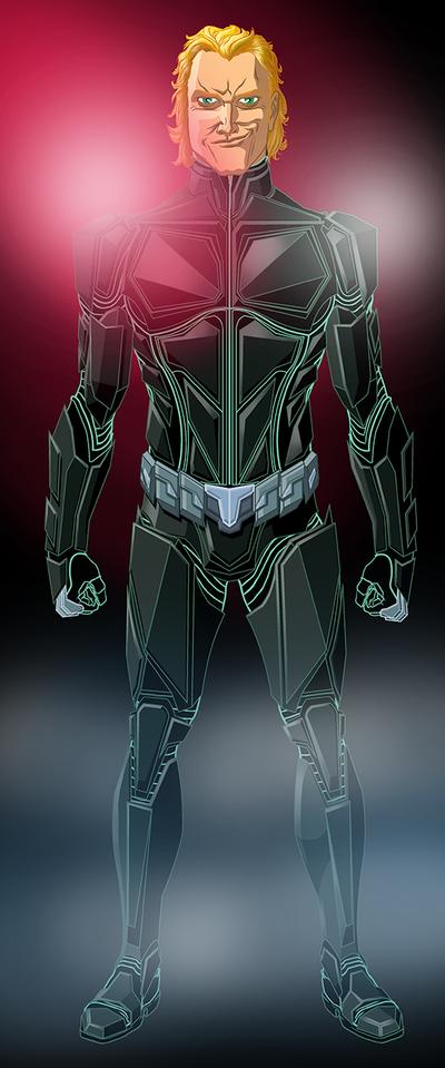 Reflex Armor by voirdire99