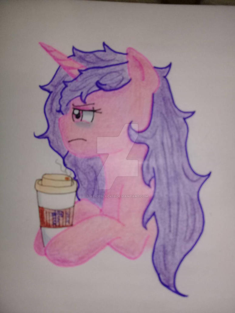 coffee by AliceBlack19