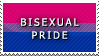 STAMP: Bisexual Pride