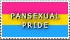 STAMP: Pansexual Pride