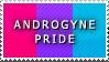 STAMP: Androgyne Pride