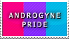 STAMP: Androgyne Pride by FlameExorcist
