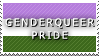 STAMP: Genderqueer Pride by FlameExorcist