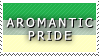 STAMP: Aromantic Pride by FlameExorcist