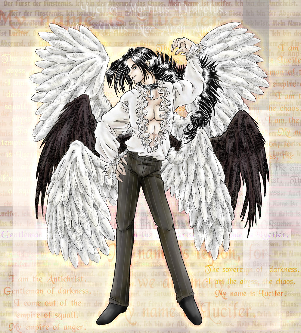 Mein Name Ist Lucifer By MPsai On DeviantArt