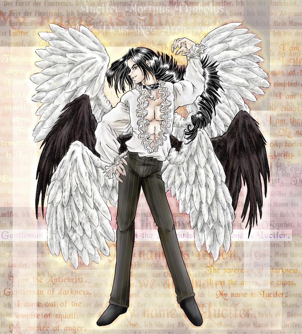 Lucifer Full Episodes: Mein Name Ist Lucifer By MPsai On DeviantArt