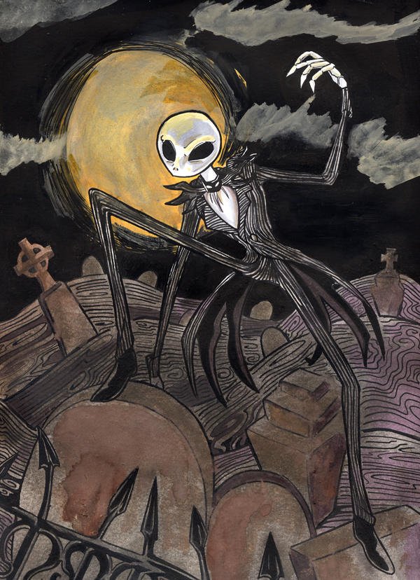 Happy Halloween, Jack by MPsai on DeviantArt