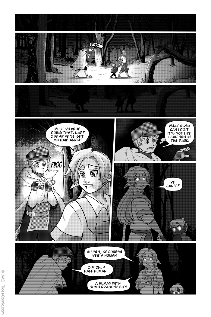 Tides of Tirnanog - Chapter 8 Page 11 by MPsai