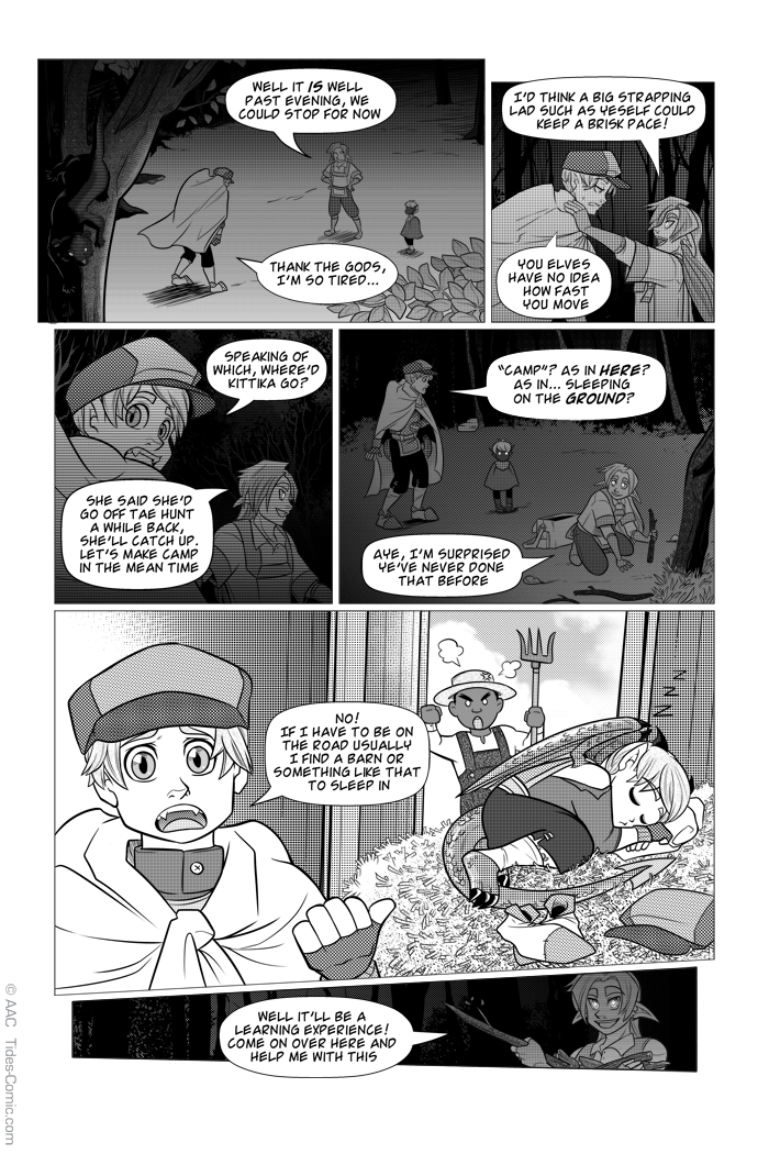 Tides of Tirnanog - Chapter 8 Page 12 by MPsai