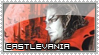 Castlevania stamp by Masanohashi