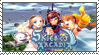 Skies of Arcadia Stamp by Masanohashi