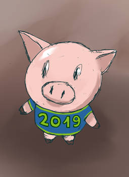 A Pig for New Year