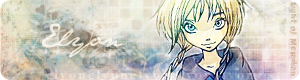 Elyon Banner by Xaliaphous