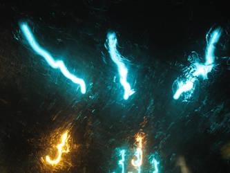 Light Texture 02 by Xaliaphous
