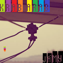 krab arab - jaMY - front cover