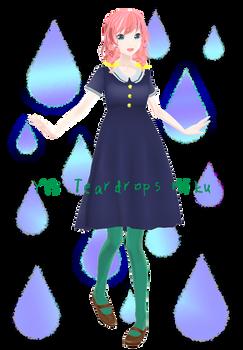 YYB Teardrops Miku