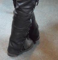 A guy'legs