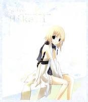 Shiro Hikari by Ivy-Tears