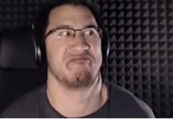 Mark's rage face by werewolfatnight