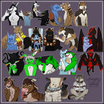 [C] Lots and Lots of Stickers!