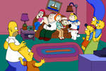 The Simpsons' Couch Gag