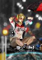 Harlequin by Akhilla
