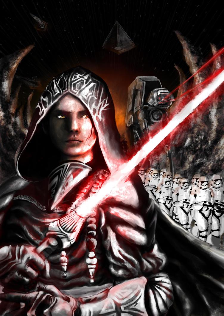 Dark Rey by Akhilla