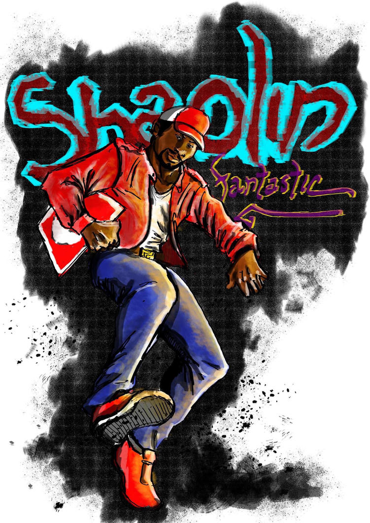 Shaolin Fantastic by Akhilla