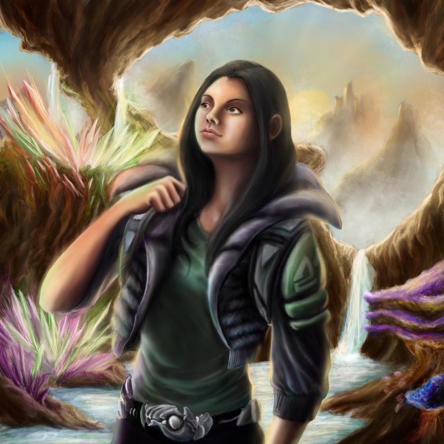 Valeria by Akhilla