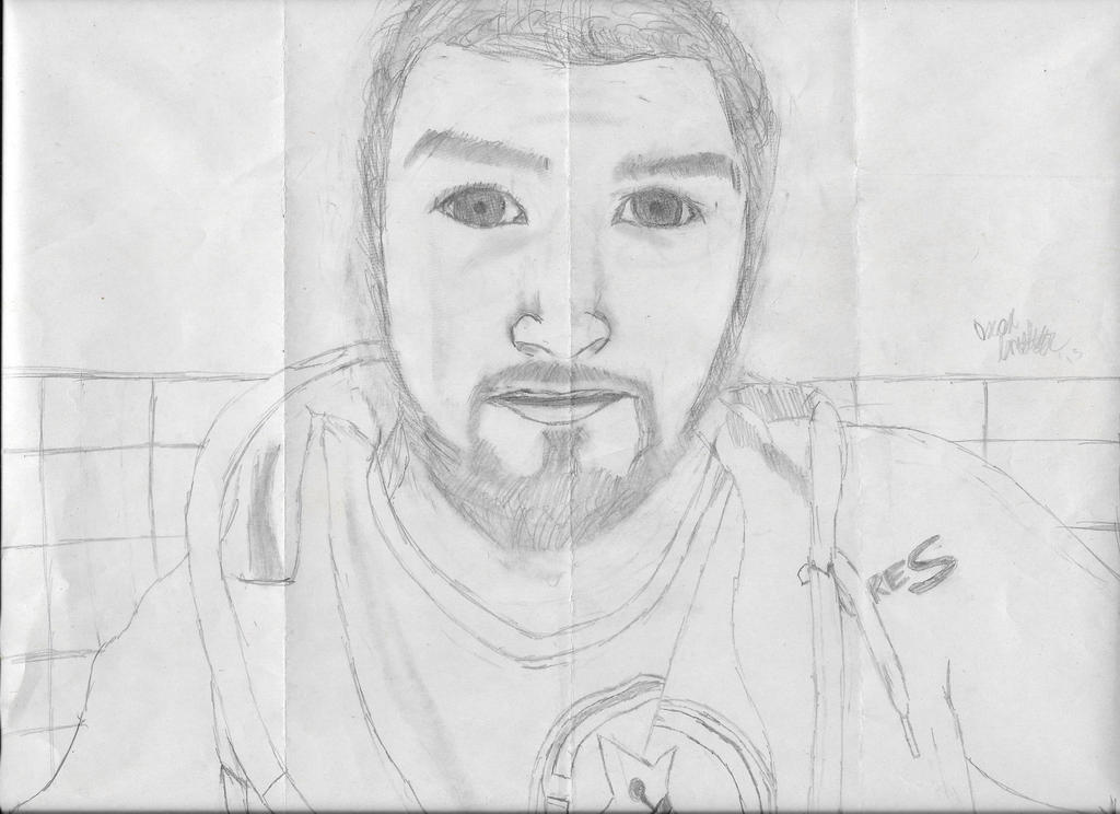 Art I - Uberhaxornova drawing(Rough Draft) by JPunx-R on ... Uberhaxornova Drawing