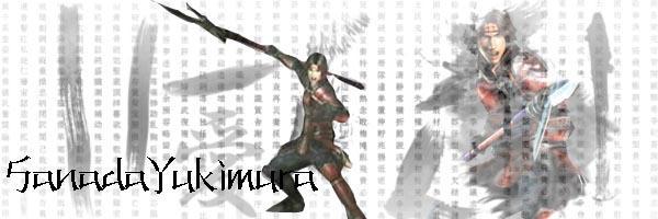 Sanada Yukimura by mariahthepirate