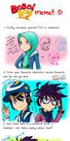 BoBoiBoy Meme by Ariieya