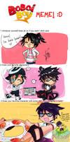 BoBoiBoy meme 2 by Ariieya