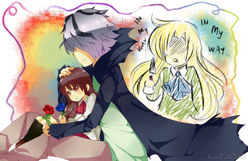 .::Ib::. by Kazu-0