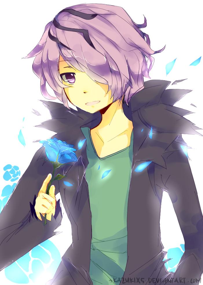 Garry~ by Kazu-0