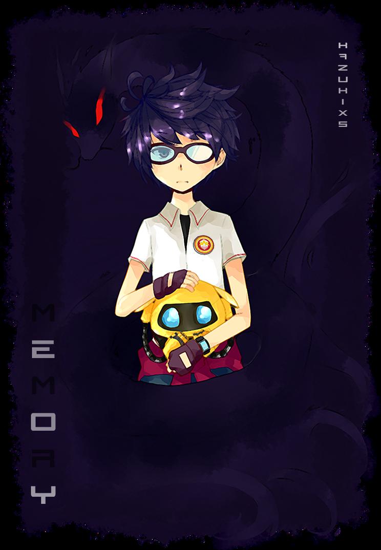 M E M O R Y by Kazu-0