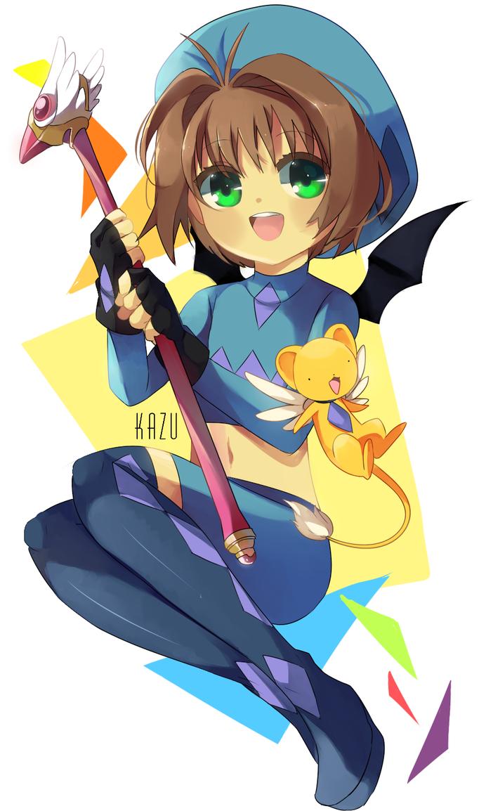 The Cardcaptor by Kazu-0