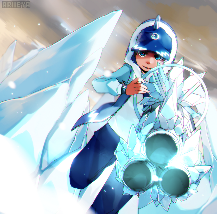 handphone wallpaper boboiboy ice - photo #23