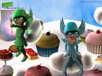 Mobile Bakery in the Clouds II by tiggersprings