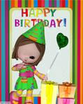 April 2014 Birthday Card by tiggersprings
