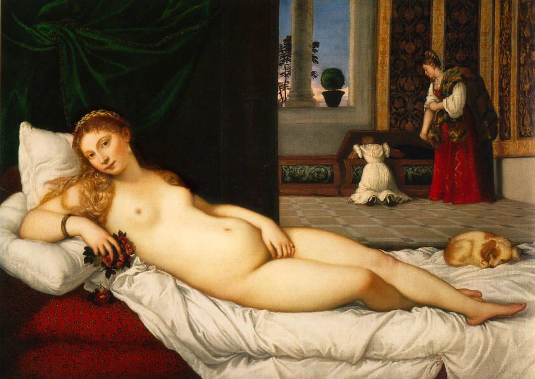 Tiziano - Venus of Urbino