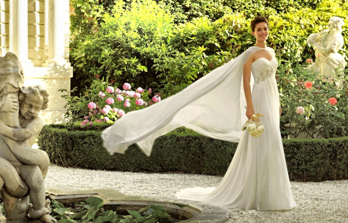 Свадебные Платья Одевают Без