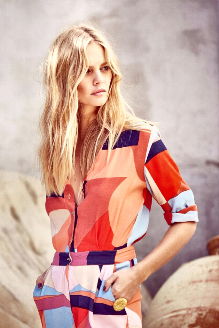 Marloes In Bright Casual by pcurto