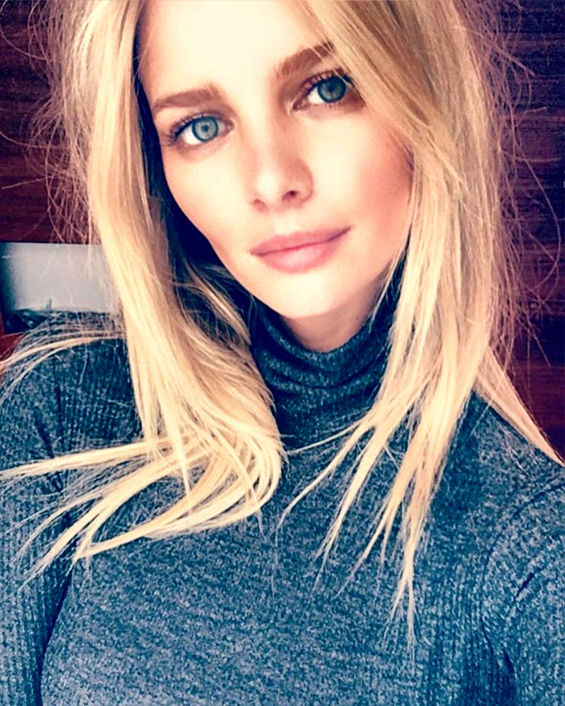 Blue Eyes and Sweater by pcurto