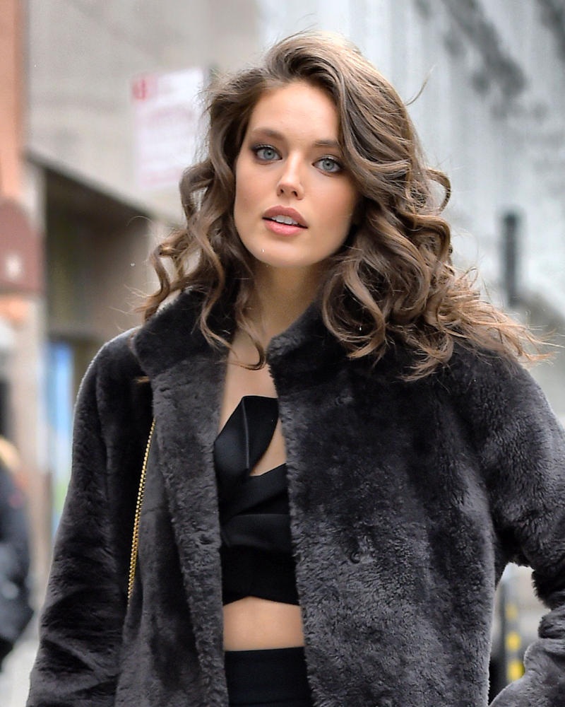 Manhattan Winter Jacket And Skin by pcurto