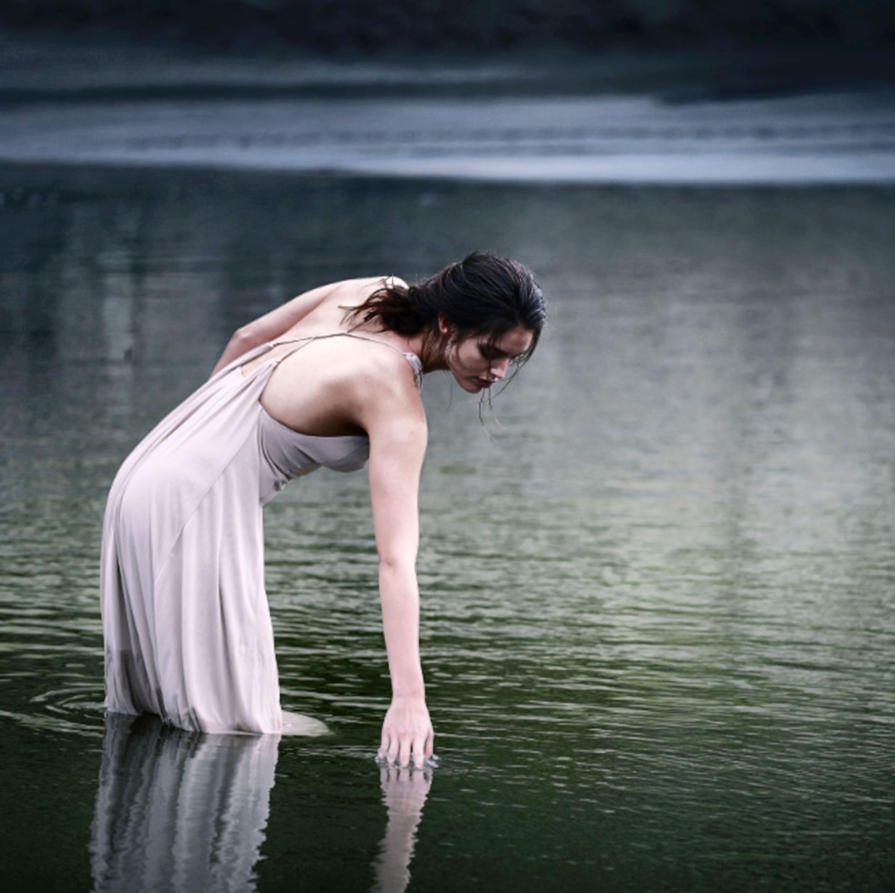 The Lady In The Lake by pcurto
