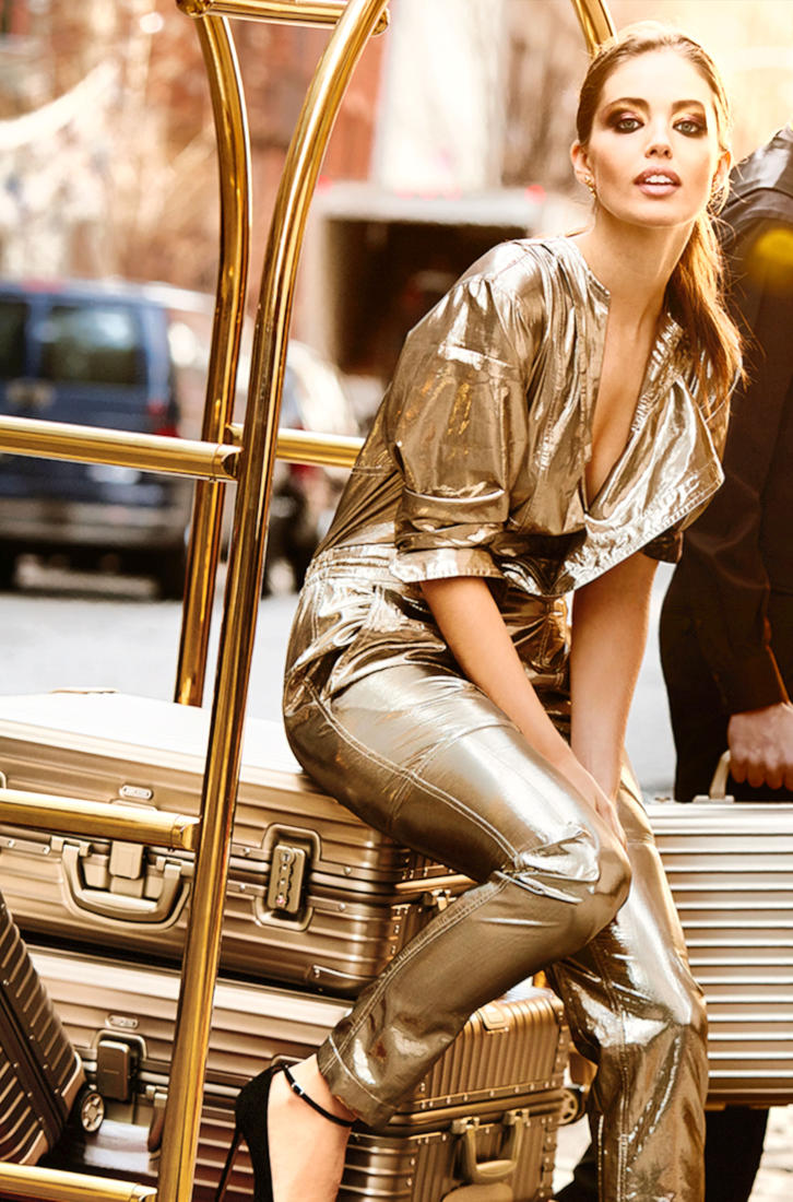 Golden Girl Curbside by pcurto